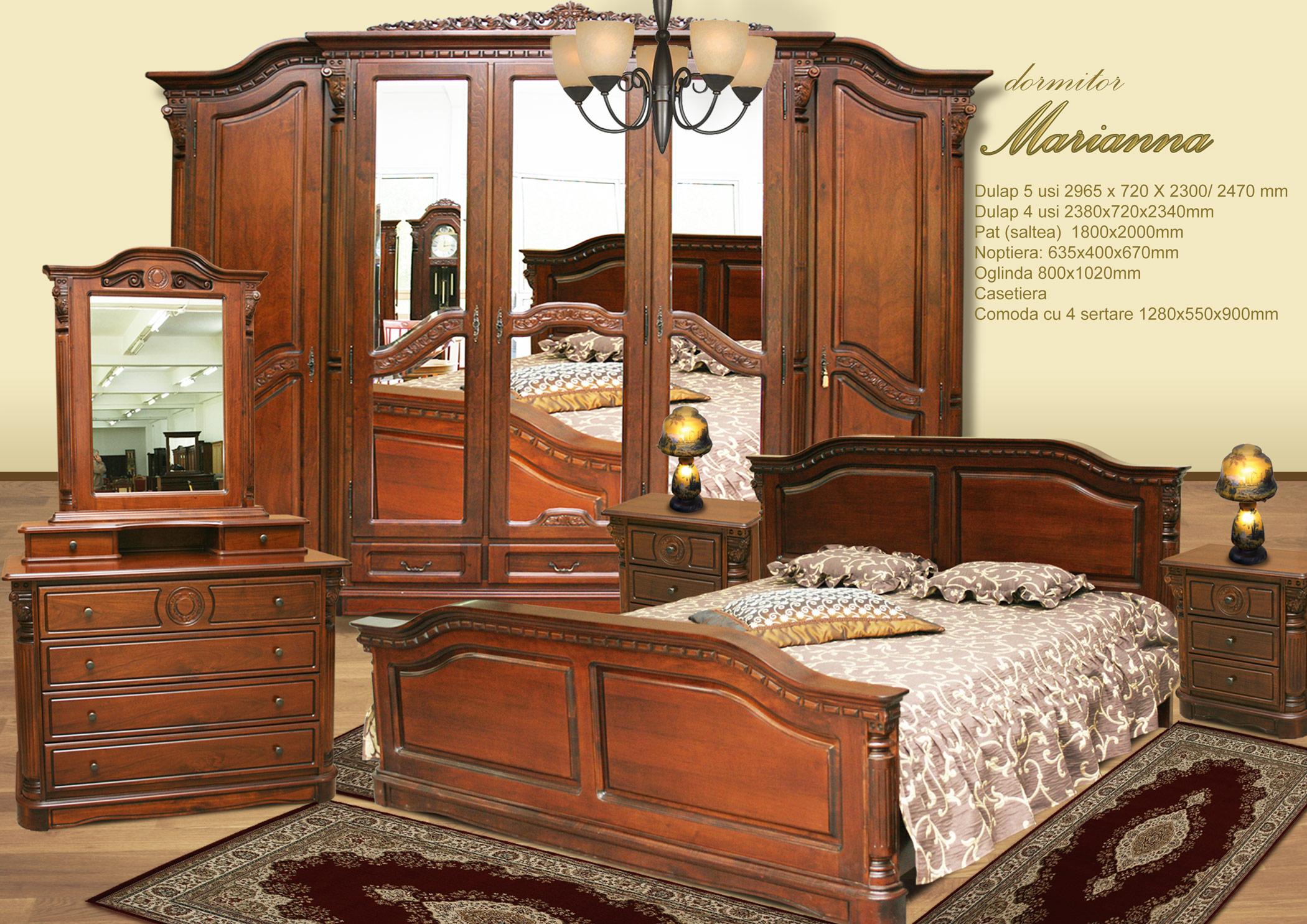 Dormitor Mariana